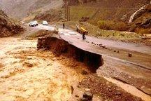 خسارت]چهار میلیارد ریالی سیلاب به راههای روستائی سوادکوه