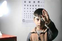 970 کودک مبتلا به بیماری تنبلی چشم قرچکی از نابینایی نجات یافتند
