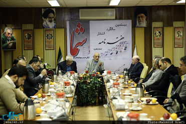 حبیبی: یک حزب اگر پیروز هم شود به تنهایی نمی تواند کشور را اداره کند/ میرسلیم: نبود نقد سازنده منجر به رشد خود کامگی می شود/ بادامچیان:گفت و گوی ملی، همفکری ملی و مدارای ملی را قبول داریم