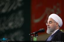 روحانی: راست و چپ، اصولگرا و اصلاح طلب و همه مردم در برابر ترامپ و رژیم صهیونیستی متحد هستند /آمریکا در برابر ملت ایران کاری از پیش نخواهد برد/اگر آمریکا از برجام خارج شود، بزودی دچار پشیمانی تاریخی می شود