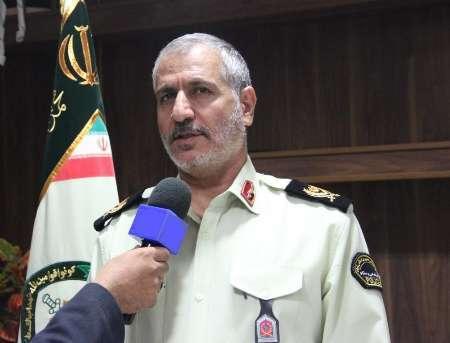 فرمانده انتظامی فارس:متهم به قتل فراری درجهرم به هلاکت رسید