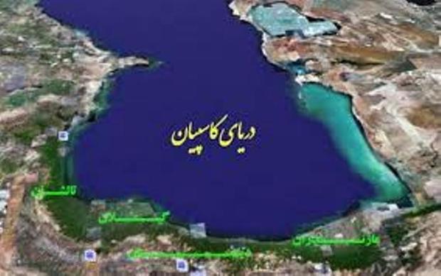 جشنواره روز جهانی کاسپین در ساحل  لاهیجان برگزار شد