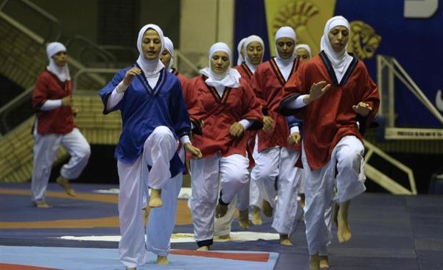 ترکیب تیم کشتی آلیش مازندران برای مسابقات بانوان کشور مشخص شد
