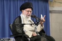 رهبر معظم انقلاب: گفتمان حرکت جهادی باید به گفتمان عمومی تبدیل شود