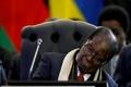 سرانجام رابرت موگابه کنارهگیری کرد