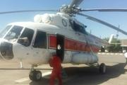 مصدومیت یک نفر به دنبال سقوط پاراگلایدر در ارتفاعات مرند