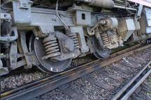 خروج قطار مسافربری اهواز- تهران در ایستگاه شازند خسارت نداشت