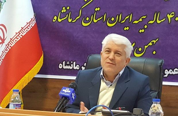 بیمه ایران 147 میلیارد تومان خسارت در کرمانشاه پرداخت کرد
