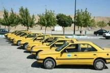 40 درصد تاکسی های درون شهری ایلام نوسازی شدند