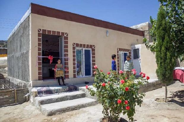280 واحد مسکن مددجویی در کردستان به بهره برداری رسید