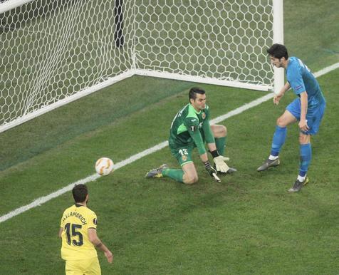 سردار آزمون: در موقعیت جالبی به ویارئال گل زدم/ به بازی برگشت در اسپانیا امیدواریم