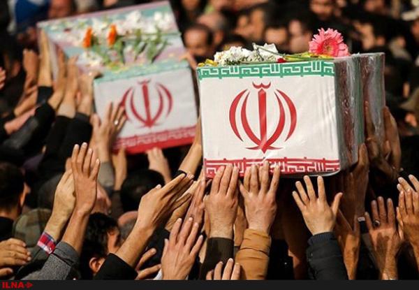 پیکر مطهر 60 شهید دفاع مقدس فردا وارد کشور میشود
