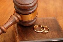 میزان طلاق در گچساران افزایش یافت