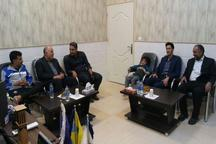 یزد شرایط برگزاری مسابقات فوتبال ساحلی باشگاه های جهان را دارد