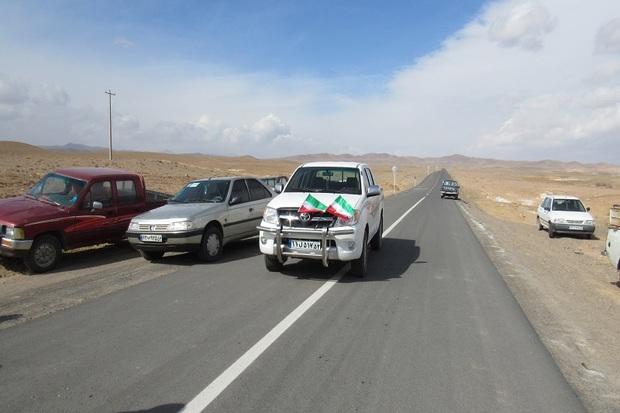 راه 97 درصد روستاهای بالای 20 خانوار خراسان جنوبی آسفالت است