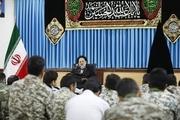 مهمترین شاخص نیروی نظامی در جامعه اسلامی عقیده است