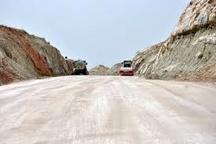 افتتاح و آغاز عملیات اجرایی ۵ پروژه راهسازی در خوزستان