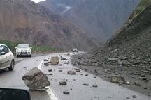پلیس راه نسبت به احتمال ریزش کوه و رانش زمین هشدار داد