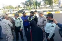 سرباز آزاد شده خراسان شمالی وارد بجنورد شد