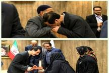 تجلیل از خانواده شهدای شرکت فرودگاه ها و ناوبری هوایی ایران