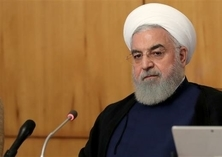 President Rouhani says Iran to confront acts of mischief in Persian Gulf