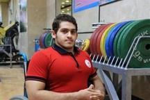 ورزشکار کرمانشاهی رکورد وزنهبرداری معلولان جوانان جهان را شکست