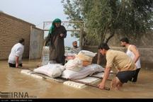 بیش از 40 هزار نفر در سیلاب خوزستان امداد رسانی شدند