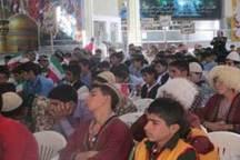 اردوی فرهنگی تربیتی دانش آموزان پسرعشایر کشور در مشهد آغاز شد