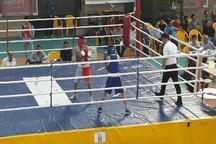 رقابتهای قهرمانی بوکس نوجوانان کشور در نهاوند آغاز شد