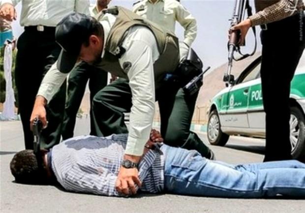سارق حرفه ای با 16 فقره سرقت در بهبهان دستگیر شد