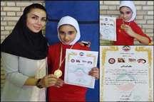 ووشو کار فردیسی در مسابقات انتخابی البرز مدال طلا گرفت