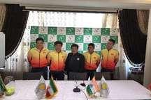 سرمربی تیم ملی تنیس ویتنام: با وجود سفر 24 ساعته، آمادگی خود را بازیافتیم