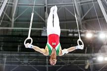 نتایج رقابت های ژیمناستیک هنری قهرمانی کشور اعلام شد