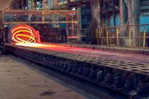آغاز به کار خط تولید کلاف گروه ملی صنعتی  فولاد  ایران پس از دو سال توقف
