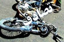 19 درصد مقصران تصادفات گنبد راکبان موتورسیکلت بودند