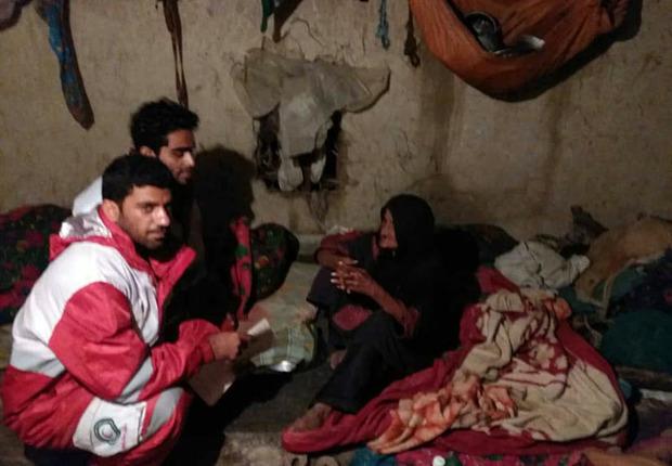 خدمات رسانی همچنان به سیل زدگان سیستان و بلوچستان ادامه دارد