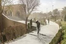 هواشناسی اصفهان در باره وزش باد شدید هشدار داد