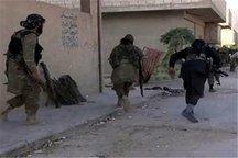 حمله ناکام داعش به جنوب شهر موصل