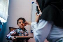 طرح غربالگری چشم کودکان خلخال آغاز شد