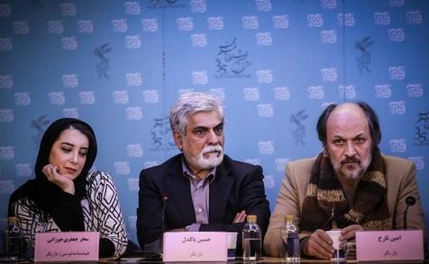 حسین پاکدل: فیلم «جوزانی» جسارت دارد