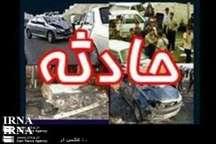 2کشته و 13 زخمی حاصل واژگونی وانت تویوتا افغان کش درجنوب سیستان وبلوچستان