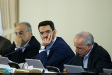 دو وزیر جدید در هیات دولت + عکس
