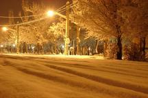 آخرهفته در بیشتر مناطق فارس برف می بارد