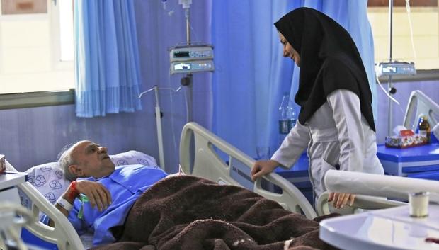پرستاران، با خدمت گرمای زندگی را در کالبد جامعه جاری می کنند