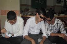 9 مرکز قرآنی ویژه نابینایان درمازندران راه اندازی شد