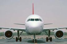 وزش باد مانع فرود هواپیمای مسافربری در فرودگاه زاهدان شد