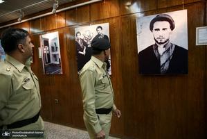بازدید جمعی از اساتید و دانشجویان دانشگاه دفاع ملی پاکستان از جماران
