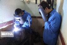 ارائه ۱۲۱ هزار نفرساعت آموزش مهارتی در پادگانهای آذربایجانغربی