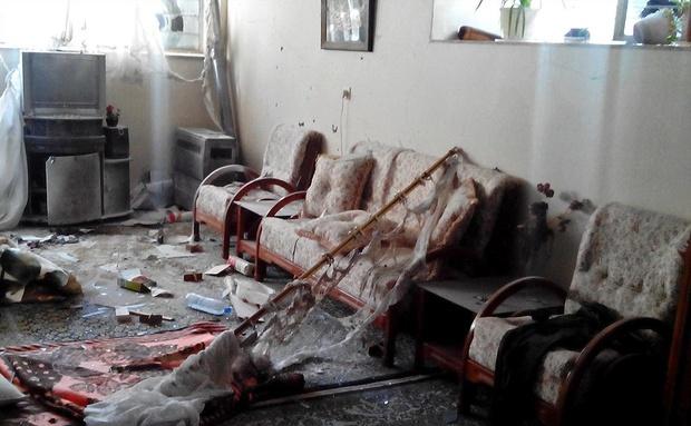 انفجاز گاز درخلخال یک کشته برجای گذاشت