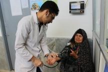26 گروه جهادی درمان به مناطق محروم مهریز اعزام شدند